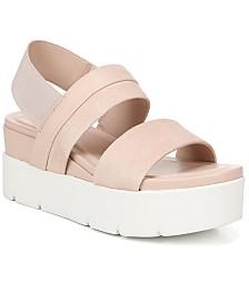 Franco Sarto Velma Platform Sandals