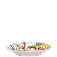 Portofino Medium Shallow Serving Bowl