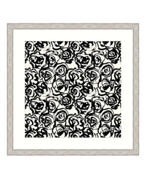 Ebony Blossoms Iii Framed Giclee Wall Art - 44