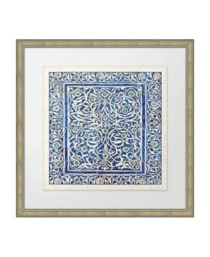 Colorful Tiles Ii Framed Giclee Wall Art - 28