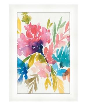 Fresh Bouquet Ii Framed Giclee Wall Art - 27