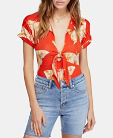 Free People Ready, Set, Sail Top