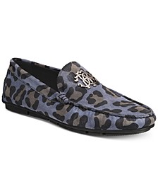 Men's Leopard Drivers
