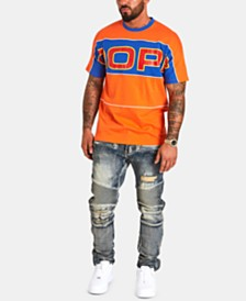 DOPE Men's Colorblocked Logo T-Shirt