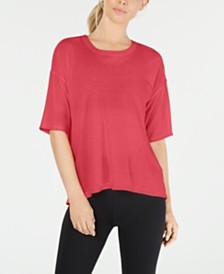 Calvin Klein Performance Split-Back T-Shirt