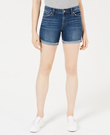 Joe's Shira The Bermuda Denim Shorts