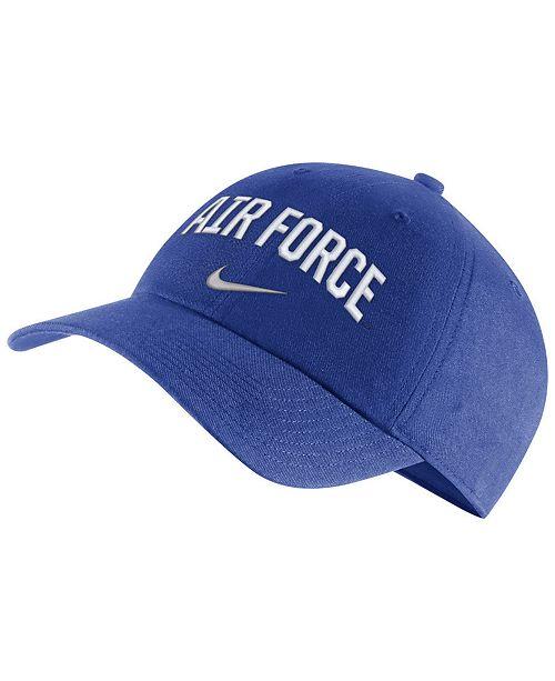 Nike Air Force Falcons H86 Wordmark Swoosh Cap & Reviews