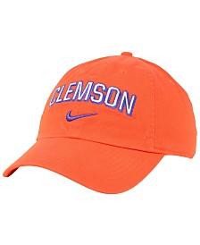 Nike Clemson Tigers H86 Wordmark Swoosh Cap