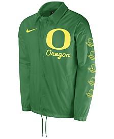 Nike Men's Oregon Ducks Vault Coaches Jacket