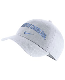 Nike North Carolina Tar Heels H86 Wordmark Swoosh Cap