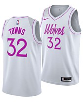 822af8581c32 Nike Karl-Anthony Towns Minnesota Timberwolves Earned Edition Swingman  Jersey