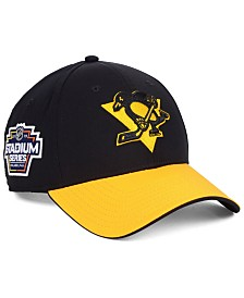 Authentic NHL Headwear Pittsburgh Penguins 2019 Stadium Series Structured Adjustable Cap