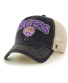 '47 Brand LSU Tigers Tuscaloosa Mesh CLEAN UP Cap