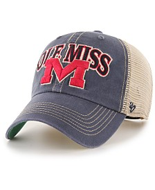 '47 Brand Ole Miss Rebels Tuscaloosa Mesh CLEAN UP Cap