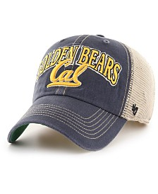 '47 Brand California Golden Bears Tuscaloosa Mesh CLEAN UP Cap