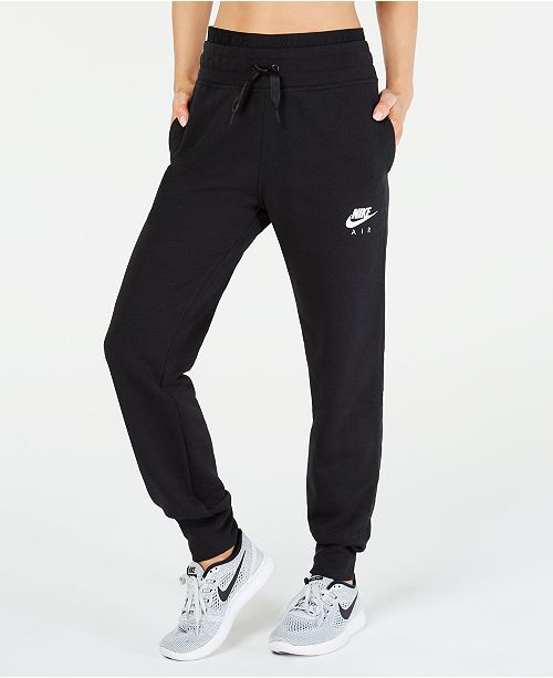nike fleece pants womens