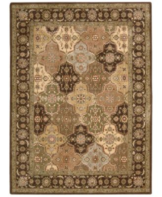 "CLOSEOUT! Area Rug, Somerset Collection ST63 Panel Multi 2' x 5'9"" Runner Rug"