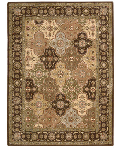 CLOSEOUT! Nourison Area Rugs, Somerset Collection ST63 Panel Multi
