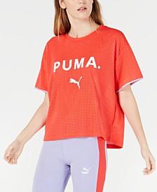 Puma Chase dryCELL Mesh T-Shirt