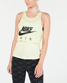 Nike Air Layered Racerback Tank Top
