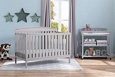 Children Brayden 4-In-1 Convertible Crib, Quick Ship