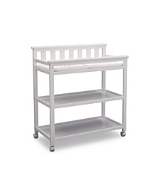 Flat Changing Table with Wheels