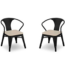 Children Bistro 2-Piece Chair Set, Quick Ship
