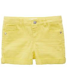 Epic Threads Little Girls Cuffed Hem Shorts, Created for Macy's