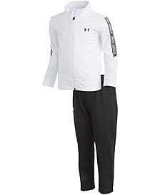 Under Armour Toddler Boys 2-Pc. Warm-Up Jacket & Pants Set