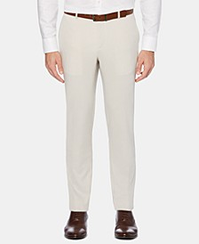 Portfolio Extra Slim-Fit Solid Water Repellent Men's Dress Pants