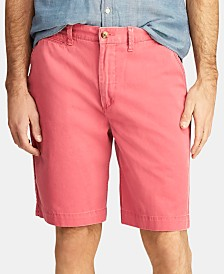 Polo Ralph Lauren Men's Big & Tall Classic Fit Cotton Chino Shorts
