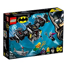 Batman™ Batsub and the Underwater Clash 76116