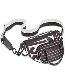 Steve Madden Jordan Logo Belt Bag