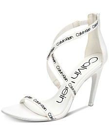 Calvin Klein Women's Gennovah Dress Sandals