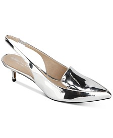 Kenneth Cole New York Women's Riley 50 Slingback Pumps