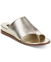 918ea2f22 Silver Mule Shoes and Slides - Macy s
