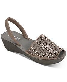 Kenneth Cole Reaction Women's Fine Glass Sandals