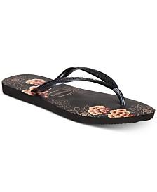 Havaianas Women's Slim Organic Flip-Flop Sandals