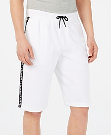 Men's Logo-Tape Shorts, Created for Macy's