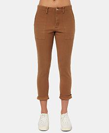 O'Neill Juniors' Dalton Cropped Skinny Pants