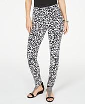 810a33cac8e0 Thalia Sodi Animal Print Pull-On Leggings