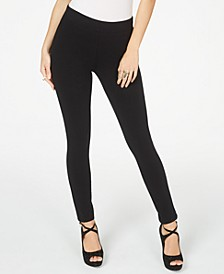 Solid Color Pull-On Leggings, Created for Macy's