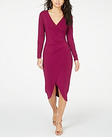 Crossover Dress, Created for Macy's