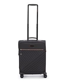 "Calvin Klein Capri 21"" Softside Upright Luggage"