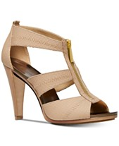 1848673570f MICHAEL Michael Kors Berkley T-Strap Sandals