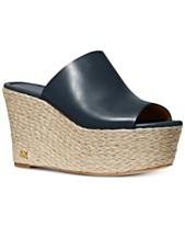 7eb0e6f94fc8 MICHAEL Michael Kors Cunningham Wedge Sandals