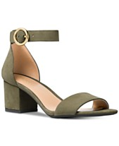 e03dad5b7b0e MICHAEL Michael Kors Lena Block Heel Dress Sandals