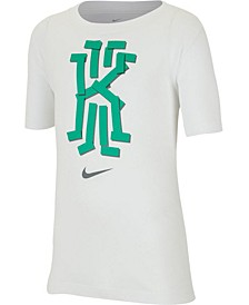 Big Boys Kyrie Graphic Dri-FIT T-Shirt
