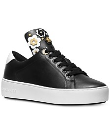 cd70be1a96cd MICHAEL Michael Kors Mindy Lace-Up Sneakers