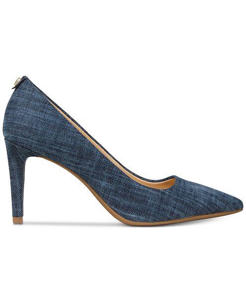 b8c49ec465 Michael Kors Dorothy Flex Pumps & Reviews - Pumps - Shoes - Macy's